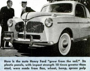 Henry Ford_Car From Soil